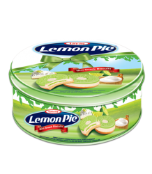 "Печенье ""LEMON"" PIE бокс ж/б 0,500 гр / 8 шт"