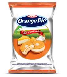 "Печенье ""ORANGE"" PIE Bag 0.500 гр / 12 шт"